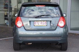 2010 Holden Barina TK MY10 Hatchback Image 4