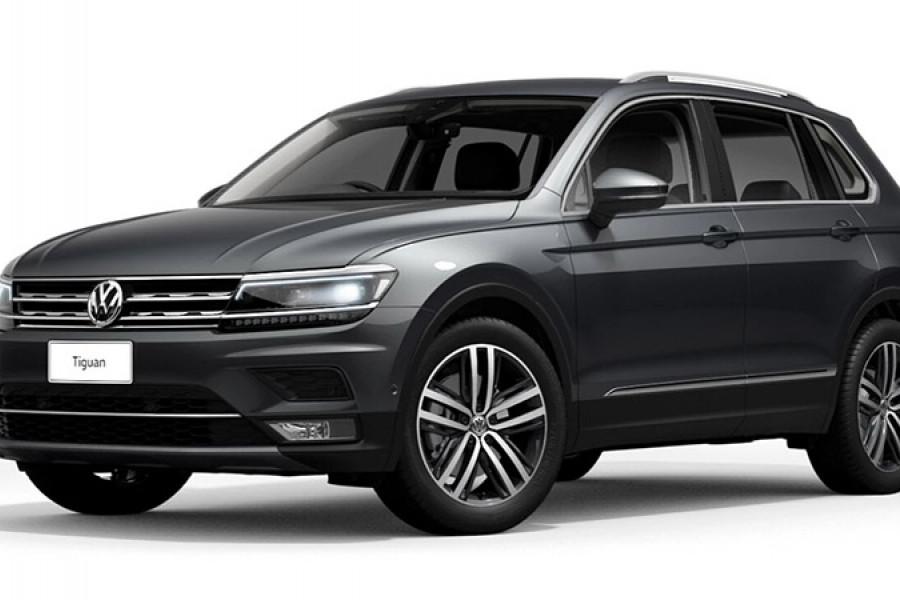 2019 MY20 Volkswagen Tiguan 5N 162TSI Highline Suv Image 1