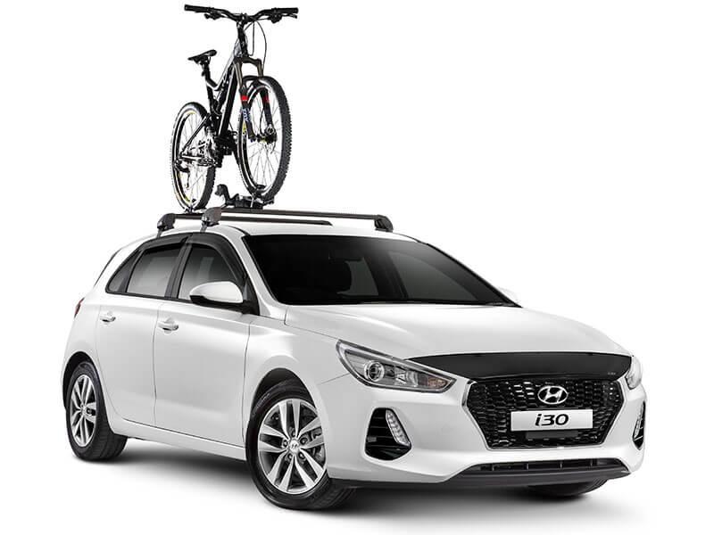 "<img src=""Thule bike rack (Wheel on)"