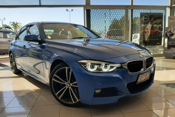 BMW 3 Series Sport F30 LCI 320d M