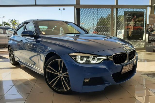 2016 BMW 3 Series F30 LCI 320d M Sport Sedan