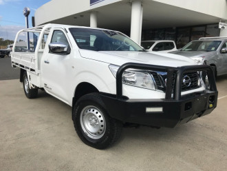Nissan Navara RX 4X4 Single Cab Chassis D23 Series 2
