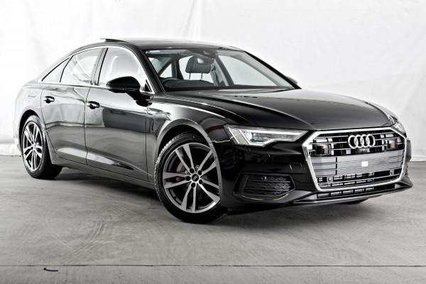 Audi A6 Auto 45 2.0L TFSI 180kW Quattro 7Spd