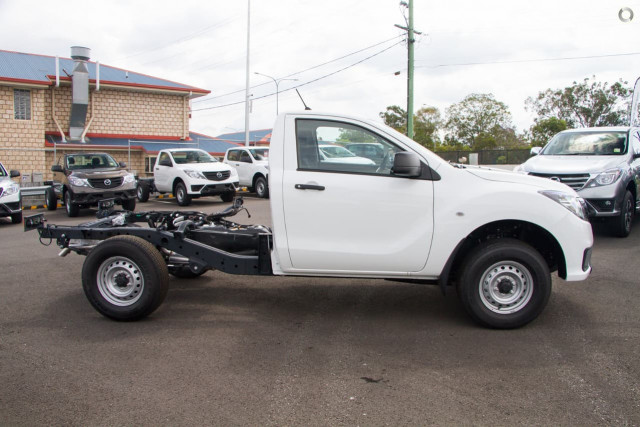 2019 Mazda BT-50 UR 4x2 2.2L Single Cab Chassis XT Cab chassis Image 5