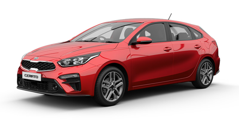 2020 MY1  Kia Cerato Hatch BD Sport Plus with Safety Pack Hatchback