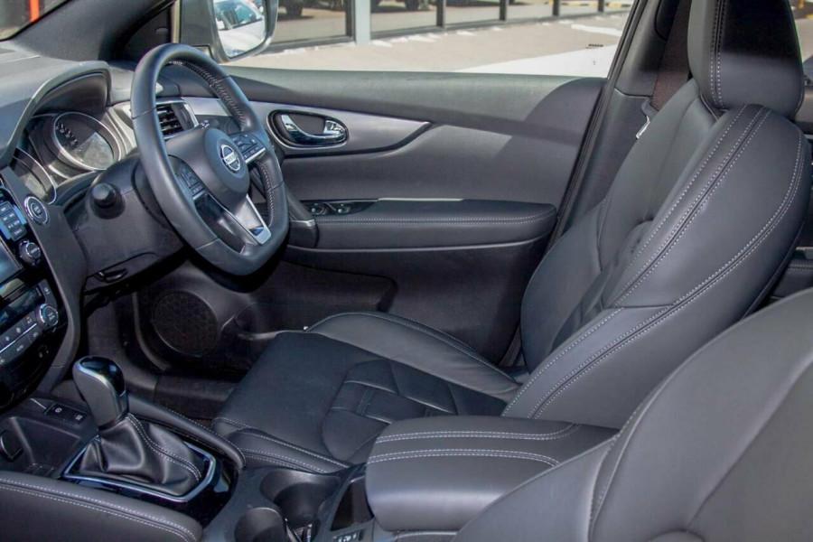 2018 Nissan QASHQAI J11 Series 2 Ti Suv Image 9