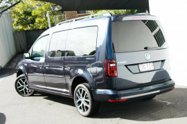 2018 MY19 Volkswagen Caddy 2K Beach Limited Edition Wagon Image 3