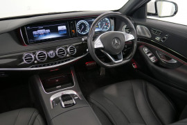 2015 Mercedes-Benz S Class W222 S500 Sedan Image 5