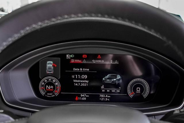 2020 Audi A5 F5 MY20 45 TFSI S line Hatchback Image 11
