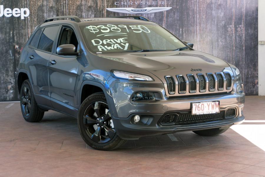 2017 MY18 Jeep Cherokee KL Night Eagle Suv Mobile Image 1