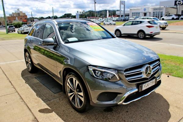 2018 MY08 Mercedes-Benz Mb Cclass X253  GLC250 GLC250 d Wagon Image 4
