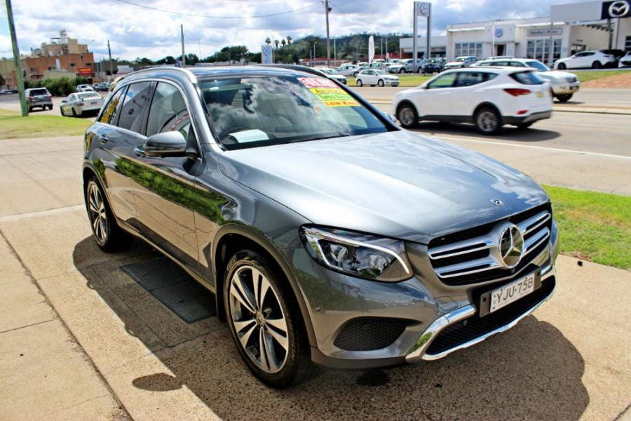 2018 MY08 Mercedes-Benz Mb Cclass X253  GLC250 GLC250 d Wagon
