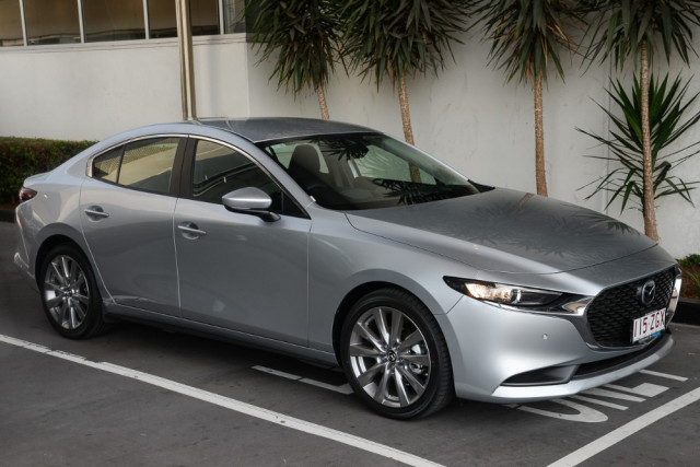 2019 Mazda 3 BP G20 Evolve Sedan Sedan Image 5