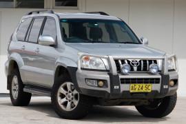 Toyota Landcruiser Prado KZJ120R