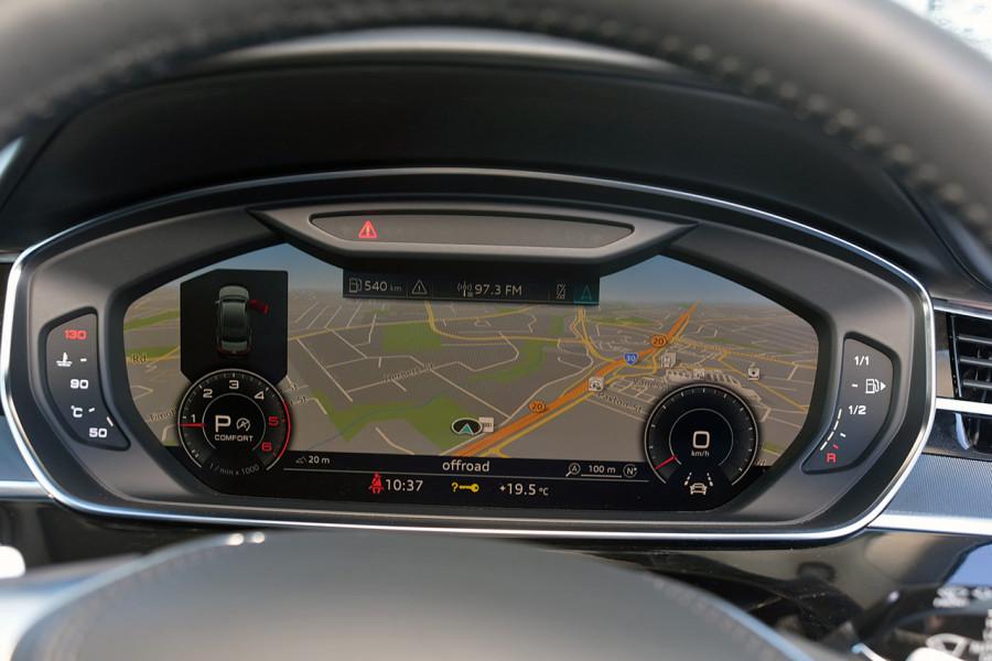 2018 Audi A8 4N MY18 50 TDI Sedan Mobile Image 15
