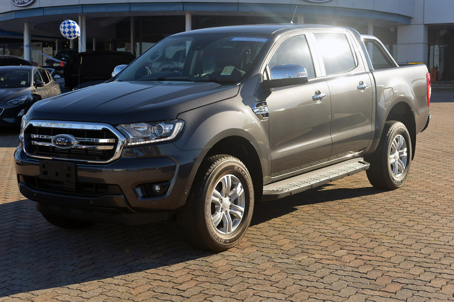 2018 MY19 Ford Ranger PX MkIII 4x2 XLT Double Cab Pick-up Hi-Rider Ute