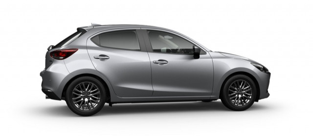 2020 Mazda 2 DJ Series G15 Evolve Hatchback Mobile Image 10