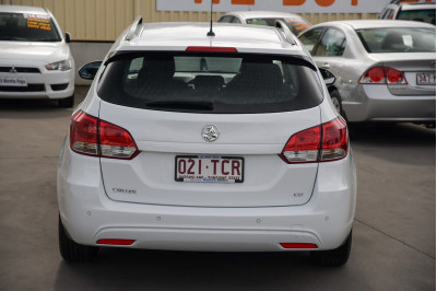 2013 Holden Cruze JH Series II MY13 CDX Wagon Image 4
