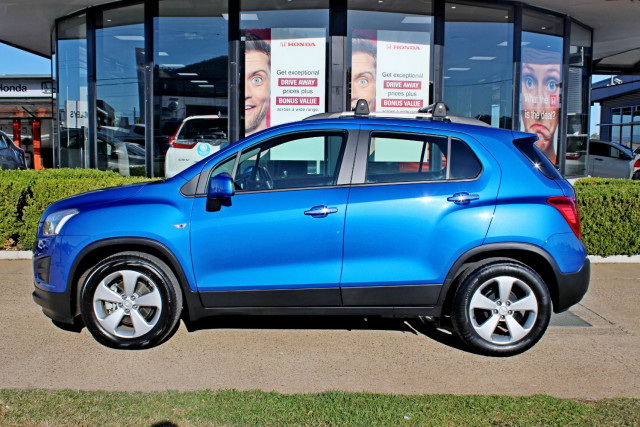 2016 Holden Trax TJ Active Suv Image 5