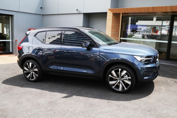 2021 Volvo Xc40 (No Series) MY22 Recharge Pure Electric Suv Image 5