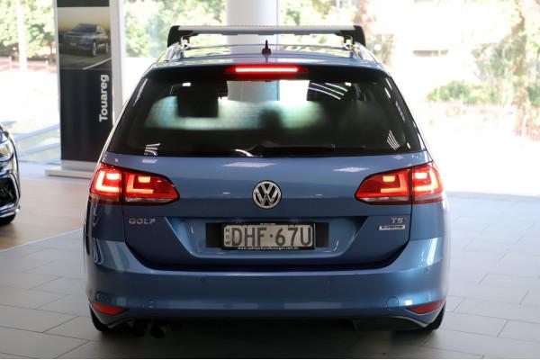 2016 Volkswagen Golf VII  92TSI Comfrtline Wagon Image 5