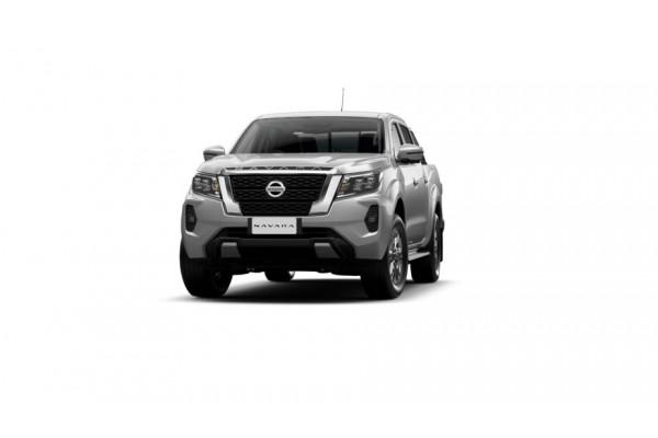 2021 Nissan Navara D23 Dual Cab ST Pick Up 4x2 Utility Image 3