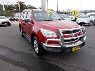 Holden Colorado 7 LTZ RG Turbo