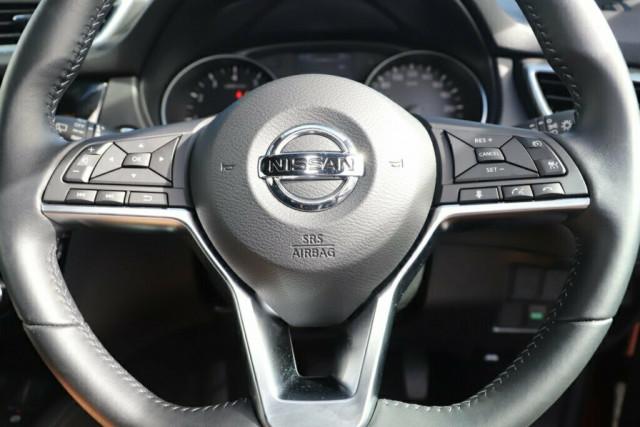 2018 Nissan Qashqai J11 Series 2 Ti X-tronic Suv Image 19