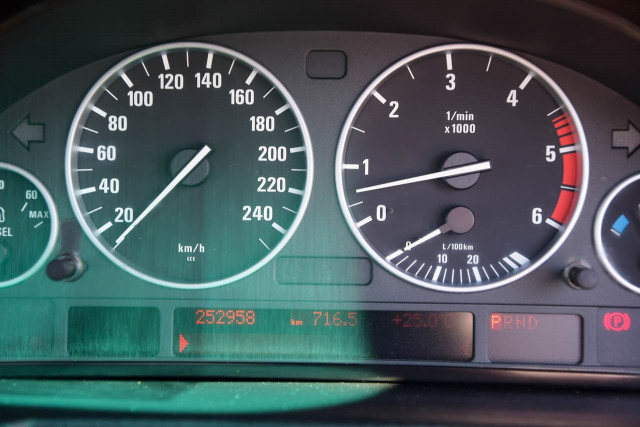 2006 BMW X5 E53 MY05 d Suv Image 18
