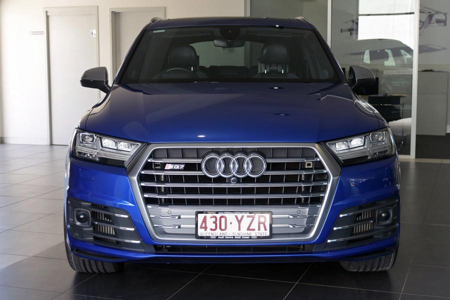 2017 Audi Q7 4M MY17 TDI Suv Mobile Image 1