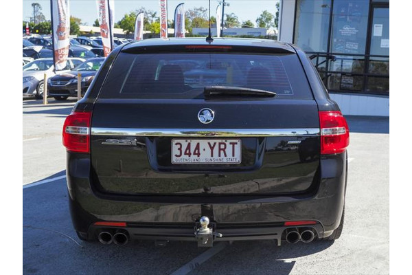 2015 Holden Commodore VF Series II MY16 SS Wagon Image 2