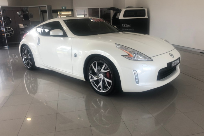 2017 Nissan 370z Z34 MY17 Coupe