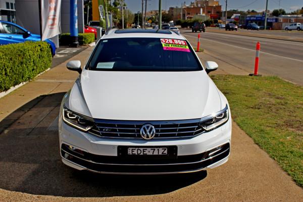 2017 MY16 Volkswagen Passat 3C (B8)  132TSI 132TSI - Comfortline Wagon