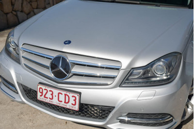 2013 Mercedes-Benz C-class W204 MY13 C250 CDI Avantgarde Sedan Image 4