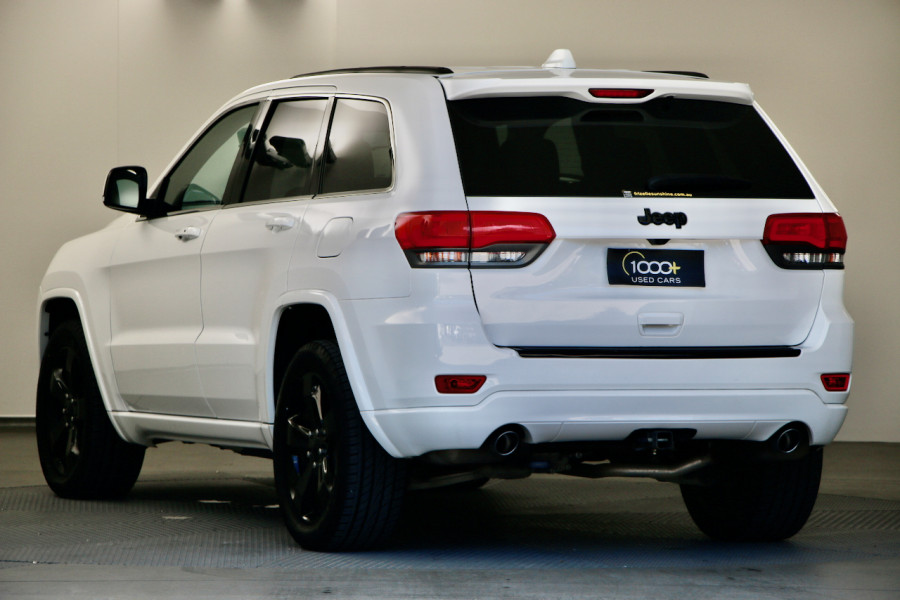 2014 Jeep Grand Cherokee WK MY2014 Blackhawk Suv