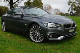 BMW 430i Luxury Line F32 LCI Turbo