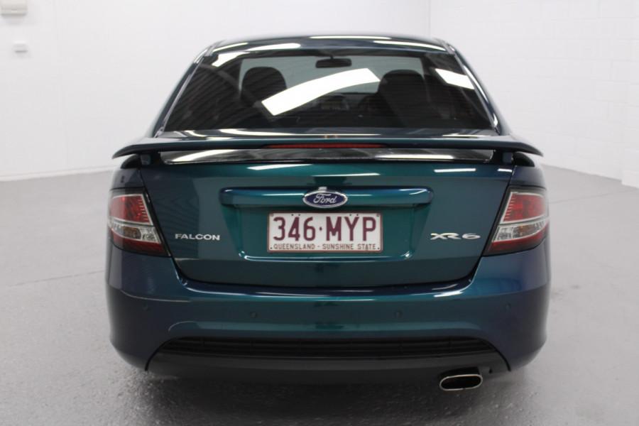 2010 Ford Falcon FG XR6 Sedan Image 8