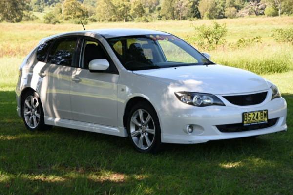 Subaru Impreza RS G3 MY08