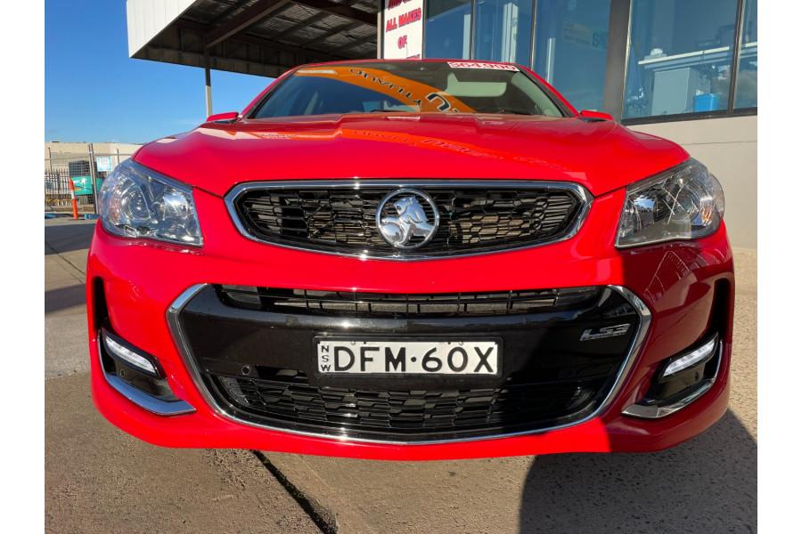 2016 Holden Commodore VF Series II SS-V Redline Sedan Sedan