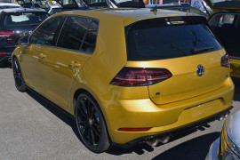 2018 MY19 Volkswagen Golf 7.5 R Special Edition Hatchback