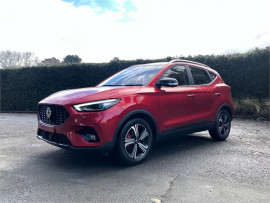2021 MG ZS T Excite Rv/suv image 7