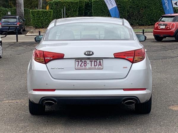 2013 Kia Optima TF Si Sedan Image 5