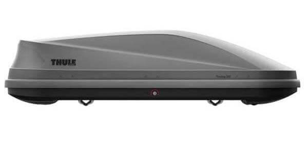 Thule Touring Pod 200 - Silver Aeroskin