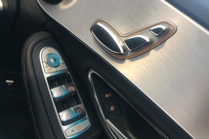 2018 MY08 Mercedes-Benz C-class W205 808MY C200 Sedan Image 19