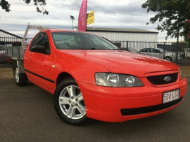 Ford Falcon XLS Ute Super Cab BA Mk II