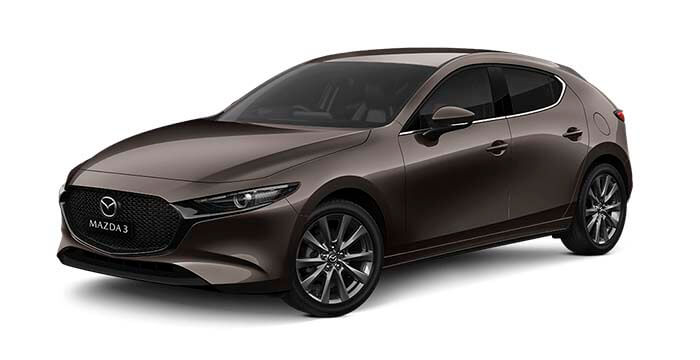 2019 MY20 Mazda 3 BP G25 GT Hatch Hatchback