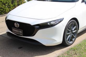 2021 Mazda 3 BP G25 GT Hatch Image 2