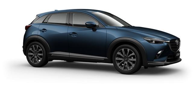 2021 MY0  Mazda CX-3 DK sTouring Suv Mobile Image 8