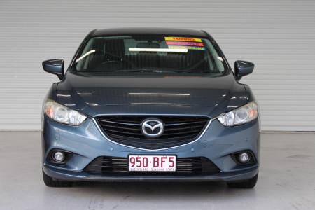 2013 Mazda Maza6 GJ1021 TOURING Sedan