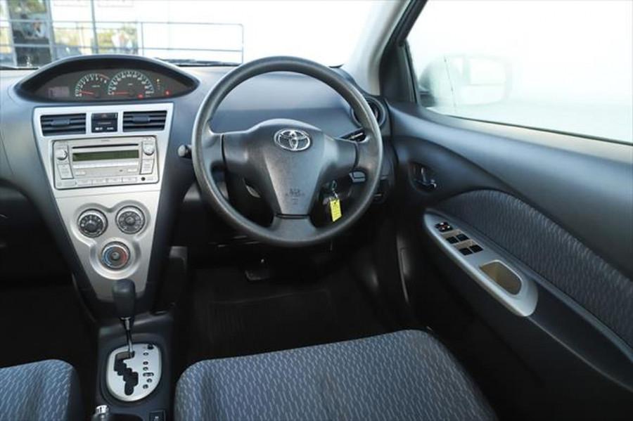 2012 Toyota Yaris NCP93R MY11 YRS Sedan Image 12